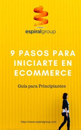 Iniciarte a Ecommerce