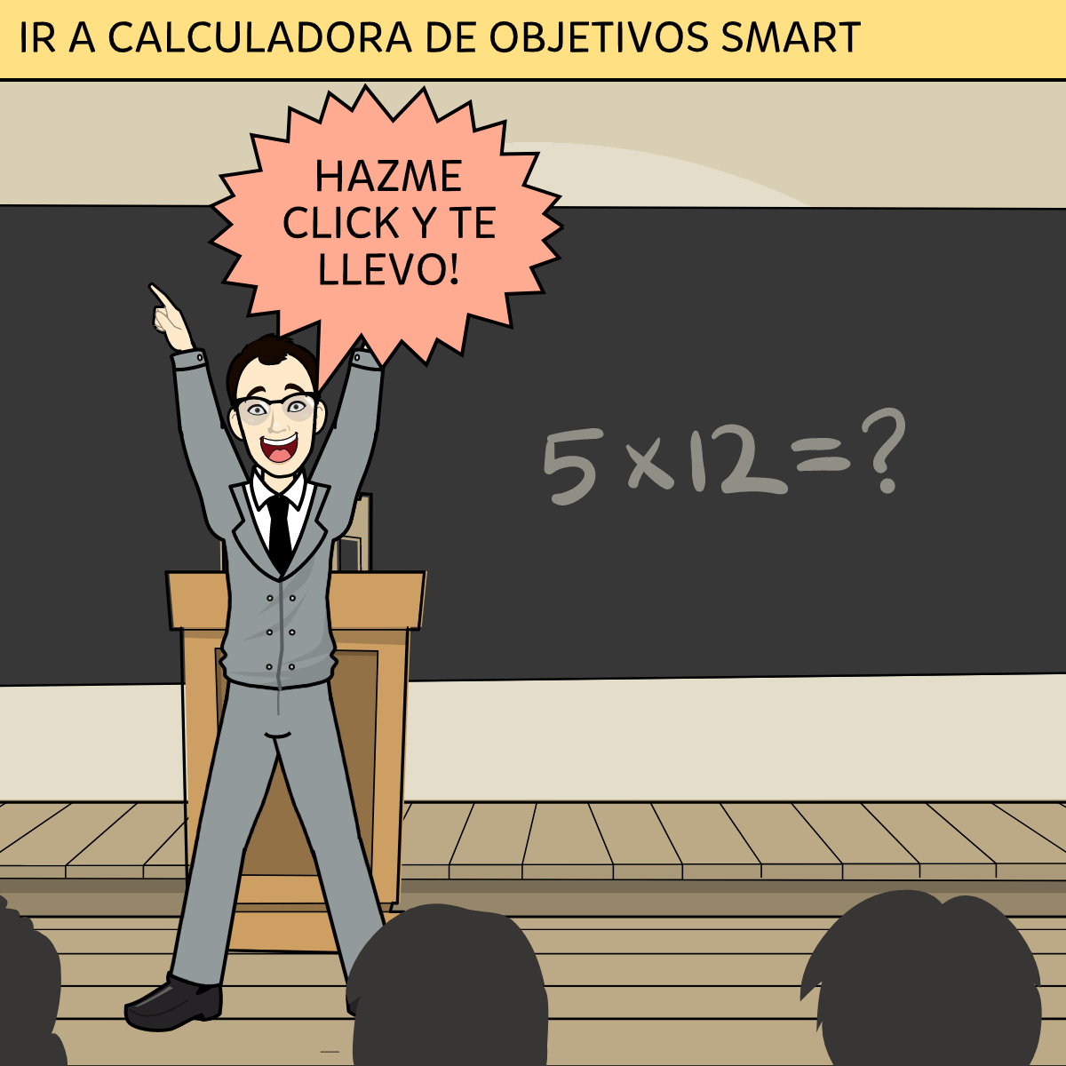Calculadora Online para Objetivos Smart en Marketing