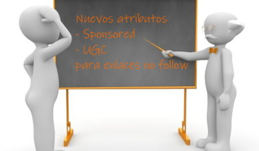 Atributos Sponsored y UGC