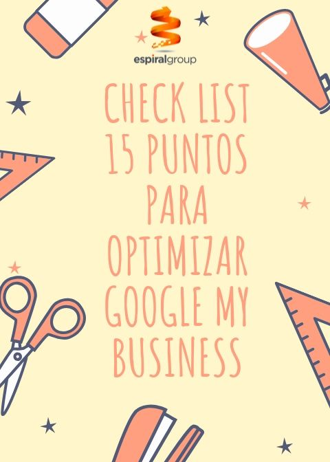 Check List 15 puntos Google My Business