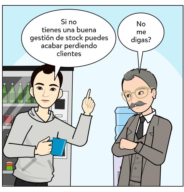 Cómo sincronizar el Stock