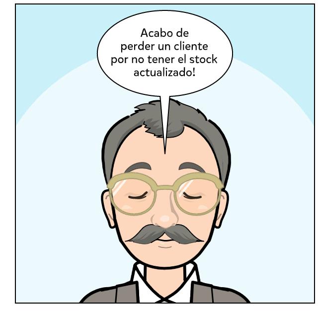 Como sincronizar stocks de tienda online y física
