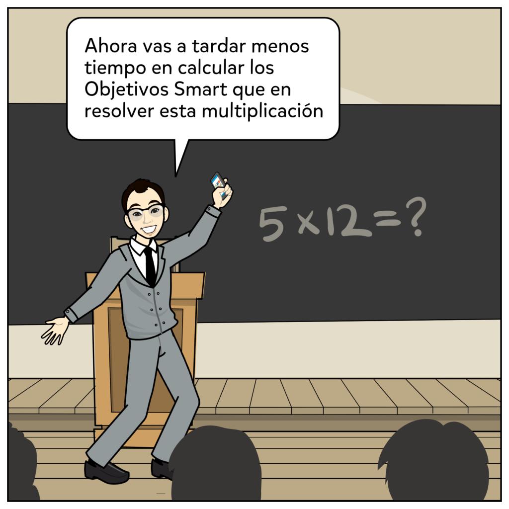 Calculadora Online Objetivos Smart en Marketing